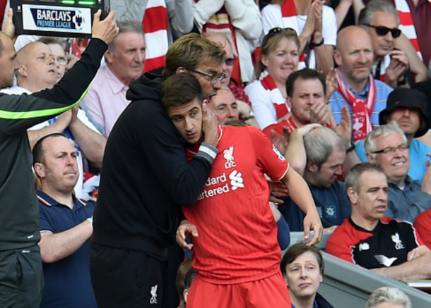 Brannagan appears to have a bright future under Klopp. (Picture: Getty Images)