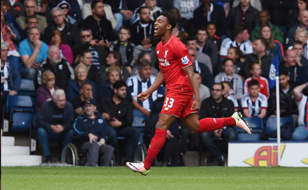 Despite glimpses of promise, Ibe's Liverpool career looks set to come to an end this summer. (Picture: Getty Images)