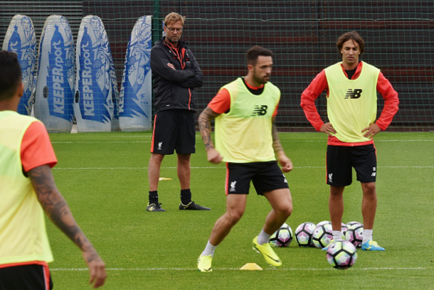 Klopp's side are currently a few days into pre-season training at Melwood. (Picture: Getty Images)