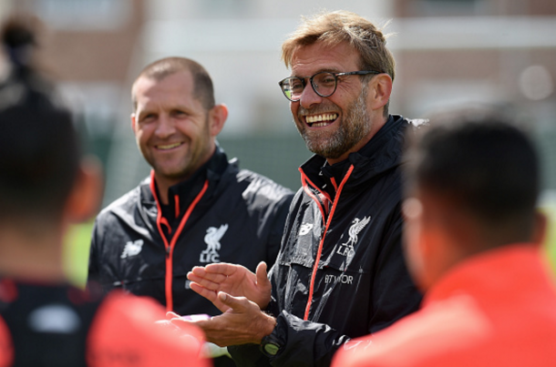 Klopp's squad are currently preparing for the 2016-17 season at Melwood. (Picture: Getty Images)