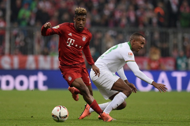 Lorenzen in action against Bayern Munich in the Bundesliga last term - Image source: Getty Images