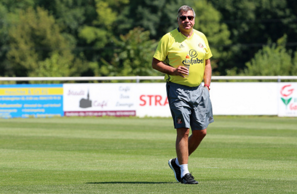 Allardyce's first-team are currently at a pre-season training camp in Austria - Photo: Getty Images