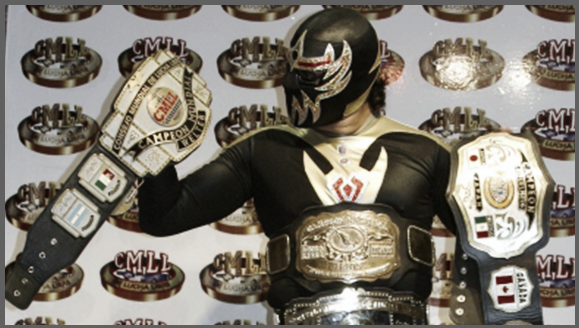 Gran Metalik already boasts a number of championships (image: hubpages.com)