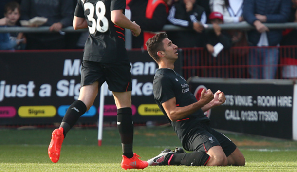 Could Grujic make an impact in his first season at the club? (Picture: Getty Images)