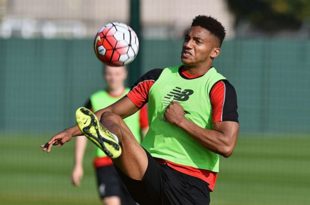 Gomez will not join up with his Liverpool teammates in training for a few weeks. (Picture: Liverpool Echo)
