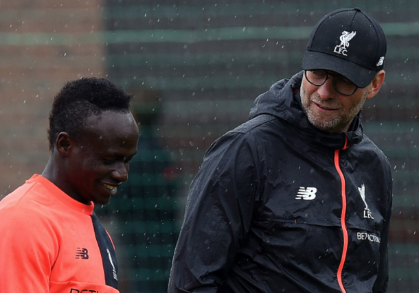 Klopp is delighted to have signed Mane, whom he said he has no doubts about his potential. (Picture: Getty Images)