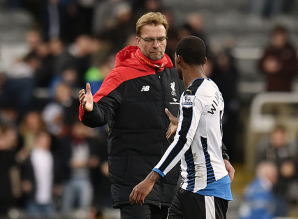 Wijnaldum clearly left a lasting impression on Klopp last season. (Picture: Getty Images)