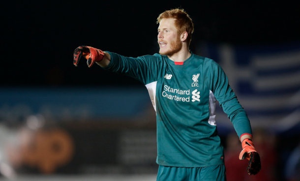 Bogdan only featured sparingly for Liverpool's first-team last season. (Picture: Squawka)