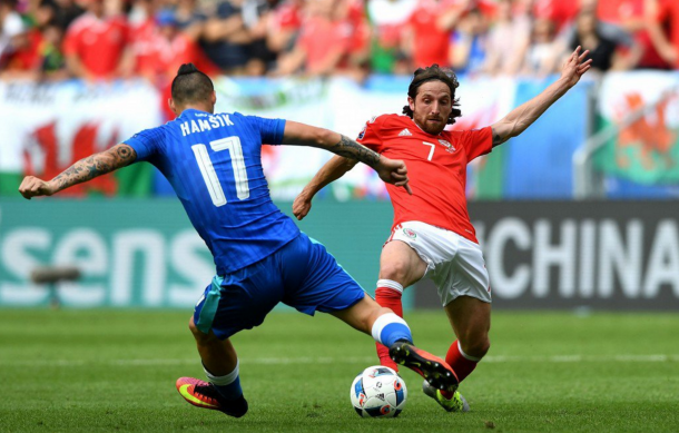 Allen only enhanced his reputation with fine displays for Wales at Euro 2016. (Picture: Getty Images)