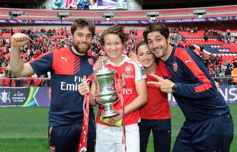 (Photo: David Price/Arsenal FC via Getty Images)