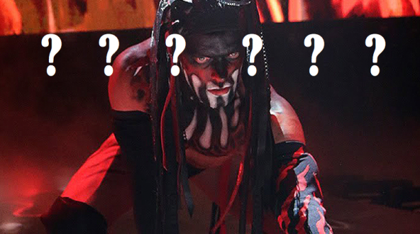 Will Finn Balor show up tonight (image: wrestlezone.com)