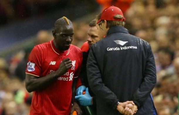 Sakho and Klopp's working relationship is thought to have deteriorated recently. (Picture: Bleacher Report)