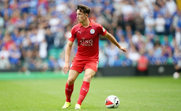 Chilwell appears ready to commit his long-term future to Leicester. (Picture: Leicester City via Getty Images)