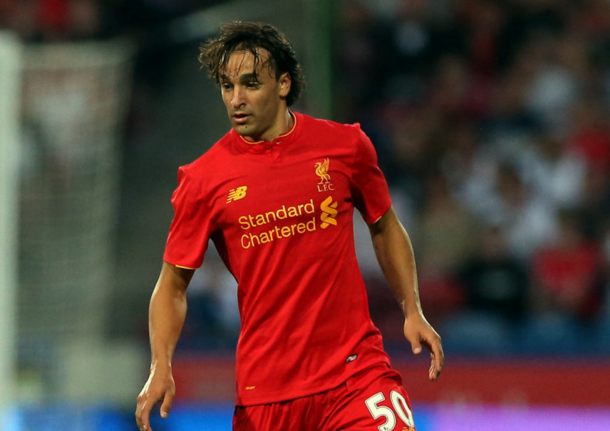 Markovic in action in pre-season. (Picture: Sky Sports)