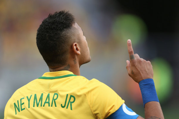 Neymar was denied on several occasions (Photo: Celso Junior/ Getty Images)