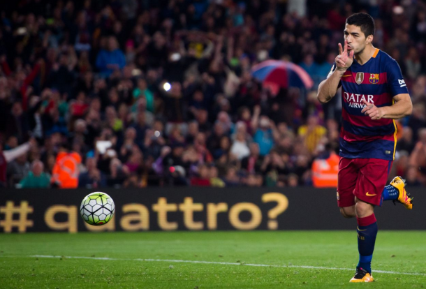 Suarez hasn't come face-to-face with Liverpool since leaving in 2014. (Picture: Getty Images)
