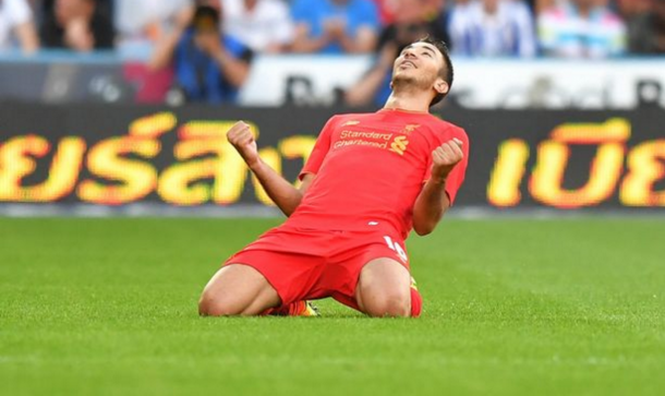 Grujic could make his return from injury against the Catalans. (Picture: Getty Images)