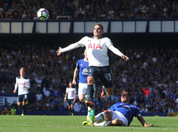 Tottenham and Everton gave it their all on Saturday. | Image credit: Getty Images