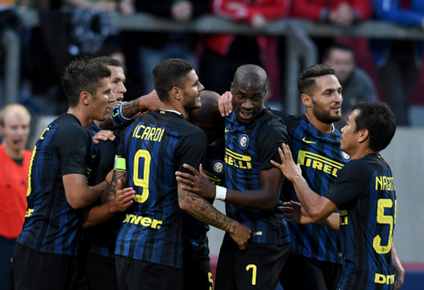 Serie A would see four teams rather than three under the new rules, meaning Inter Milan would have gotten in this season (Gabriel Villa/Getty Images)
