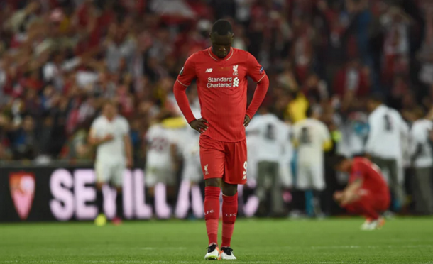 Benteke only featured sparingly under Klopp last term. (Picture: Getty Images)