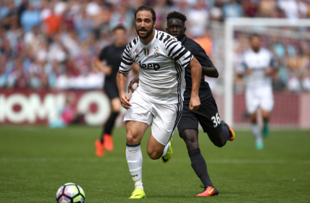 Higuain was Juventus' big-money transfer this season (Mike Hewitt/Getty Images)