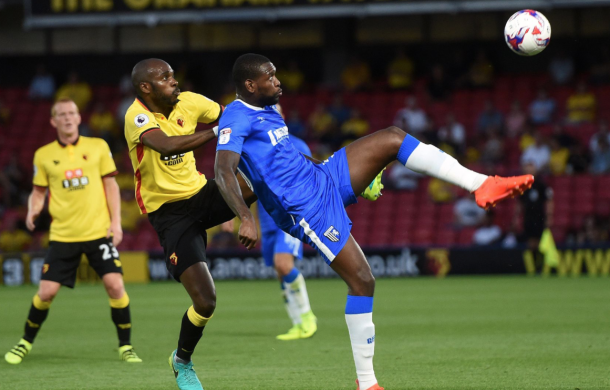 Watford were knocked out of the EFL Cup on Tuesday night (Photo: Action Images)