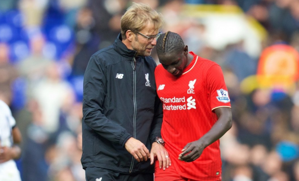 Klopp and Sakho appeared to enjoy a strong working relationship last season. (Picture: Getty Images)