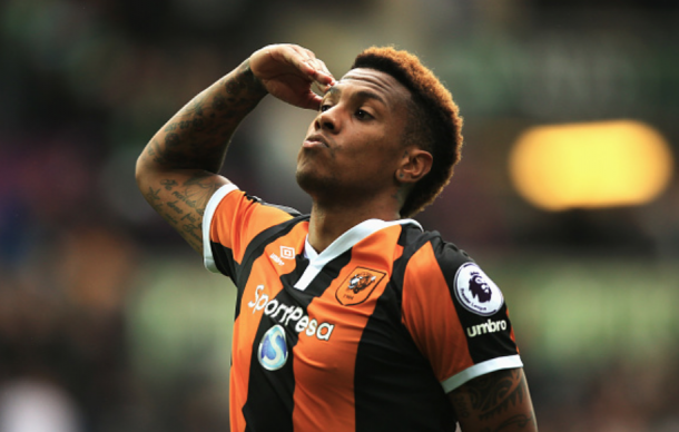 Abel Hernandez will need a better display compared to his first Premier League season if he wants to see Hull avoid relegation (Ben Hoskins/Getty Images)