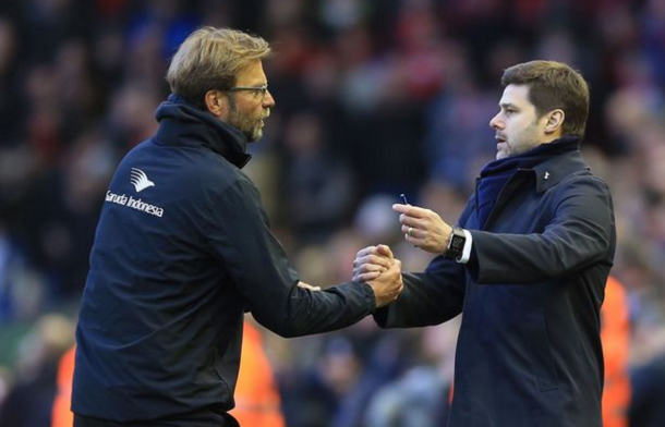 Klopp and Pochettino drew 0-0 and 1-1 against each other last term. (Picture: Getty Images)