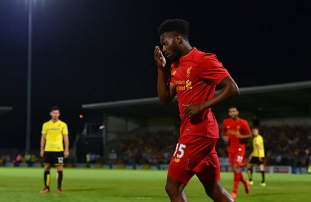 Sturridge drops to the bench despite scoring a double in mid-week. (Picture: Getty Images)