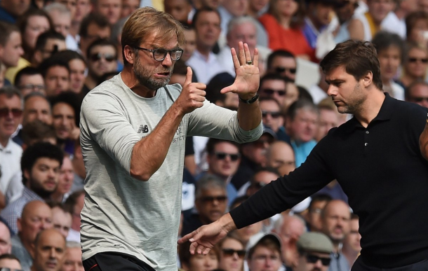 Klopp regularly bemoaned the decisions of his players on the touchline. (Picture: Getty Images)