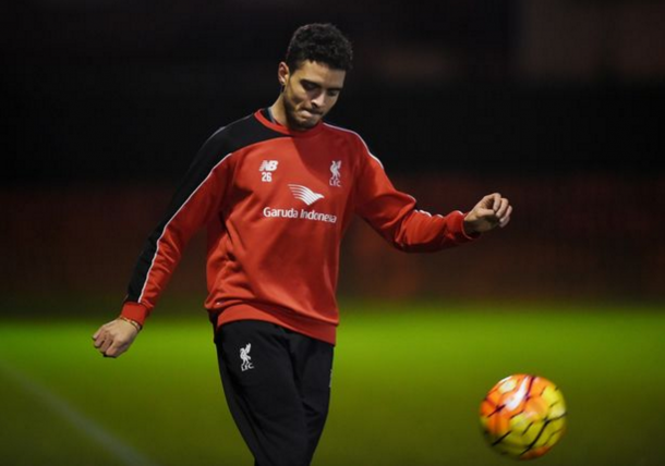 Ilori will be resigned to the Reds' U23s this season. (Picture: Getty Images)