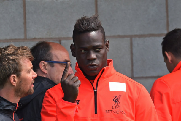 Liverpool made it clear to Balotelli that he had no future at the club earlier this summer. (Picture: Getty Images)