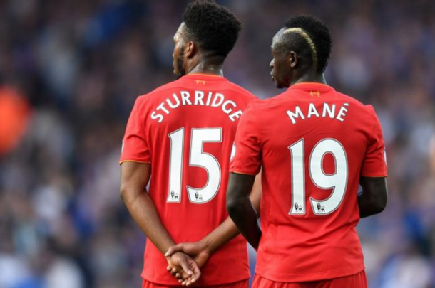 Mane and Sturridge intertwined excellently on Saturday. (Picture: Liverpool Echo)
