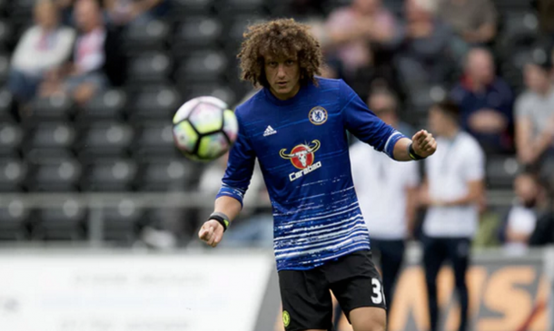 David Luiz will make his second debut for Chelsea. (Picture: Getty Images)