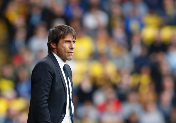 Conte has yet to lose as Chelsea boss. (Picture: Getty Images)