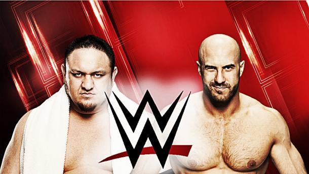 Would you like to see Samoa Joe take on Cesaro? (image: Joel Lampkin)