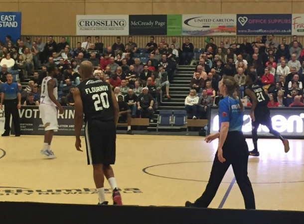 The Eagles have reached their fifth BBL Cup final in as many years (Photo: Newcastle Eagles/ Twitter)