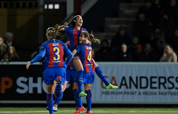 Barcelona in talks to field team in American National Women's Soccer League