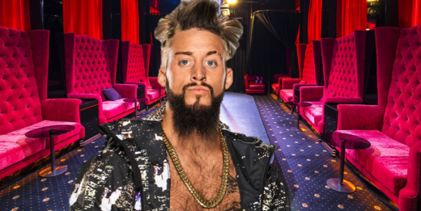 Enzo Amore was involed in controversy at a strip club (image: inmann)
