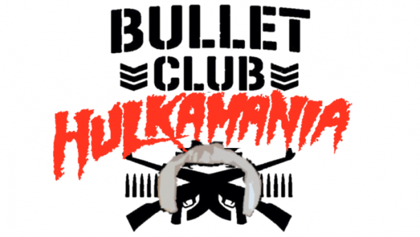The Bullet Club is the place that Hulk Hogan wants to be (image: Joel Lampkin)