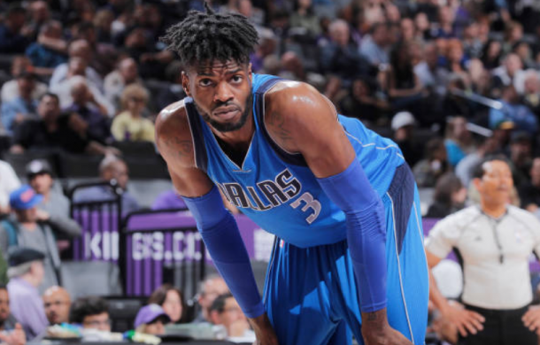 Nerlens Noel still has the potential to be on the the league's best defensive players if he can stay healthy. (Photo by Rocky Widner/Getty Images)