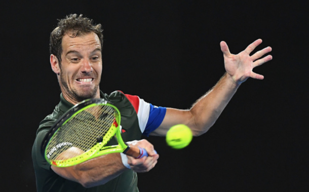Gasquet is looking to end his short losing streak to Dimitrov (Quinn Rooney/Getty Images)