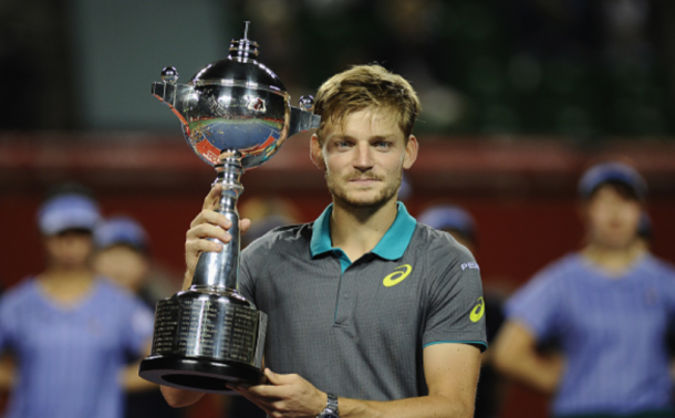 Goffin hopes to find the magic he had during Shenzhen and Tokyo (Matt Roberts/Getty Images)