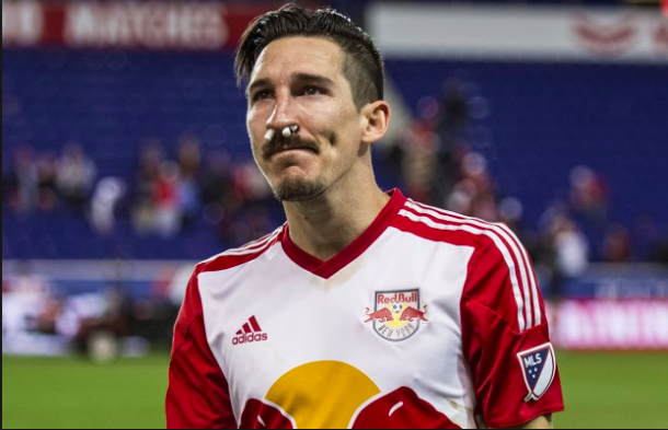 Sacha Kljestan could be heading to LAFC according to reports. | Photo: Empire Of Soccer