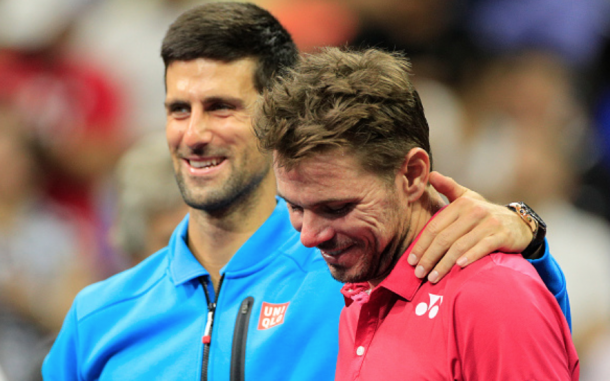 Djokovic and Wawrinka will return to tennis at the Tiebreak Tens (Tim Clayton/Corbis/Getty Images)