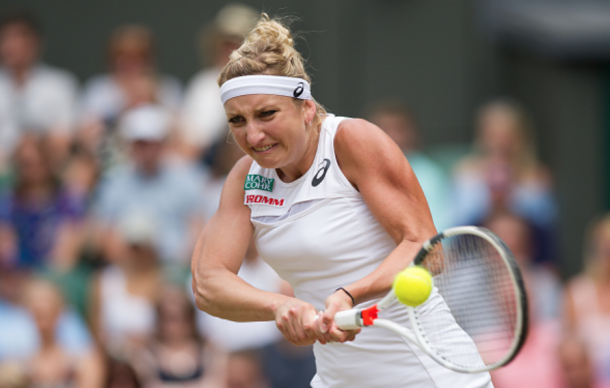 Bacsinszky last played at Wimbledon (Ashley Wester/Camera Sport/Getty Images)