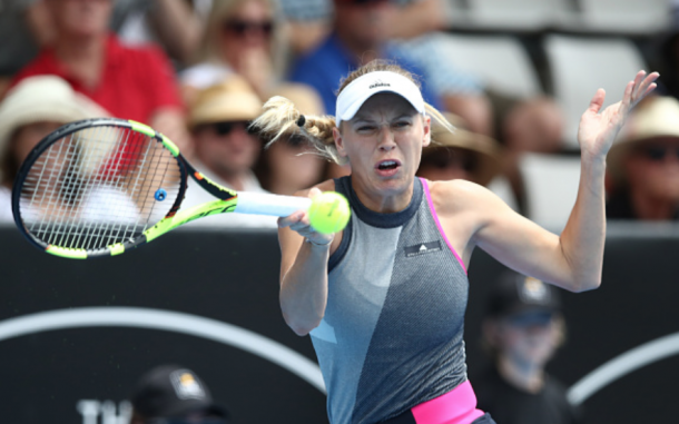 Carolina Wozniacki, Nick Kyrgios rise in rankings ahead of Australian Open