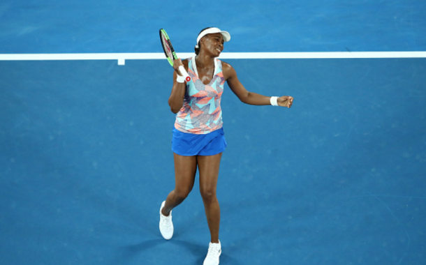 Venus failed to make the most of her opportunities in this match (Cameron Spencer/Getty Images)