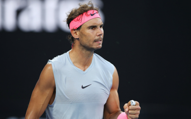 Nadal went two sets to one up after a tremendous comeback in the tiebreak (Icon Sportswire/Getty Images)